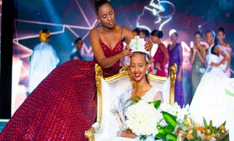 Photo of Naomie Nishimwe wins Miss Rwanda 2020 [photos]