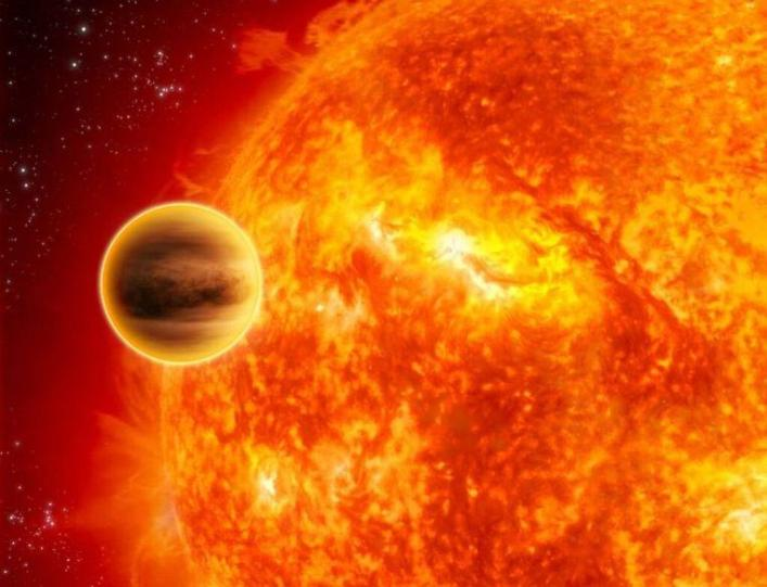 Scientists discover exoplanet that revolves around its sun at record speed