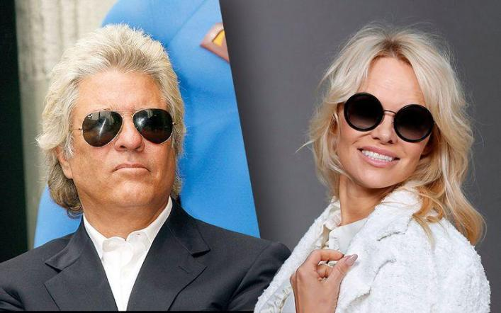 Jon Peters and Pamela Anderson split up after just 12 days of marriage.