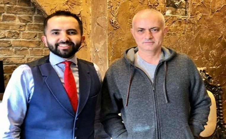 Photo of Wartime? Mourinho mocked Guardiola's bald marble, now lost his hair