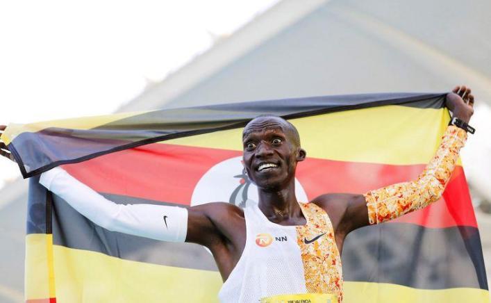Ugandan Cheptegei set new world record on 5 km in Monaco