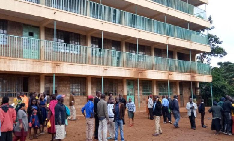 Photo of At least 13 children died when panic broke out at school in Kenya