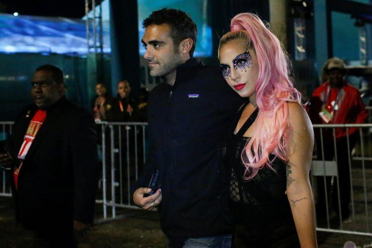 "Lady Gaga has a new friend: ""An American businessman"""