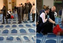 Photo of Man stabbed in a mosque in London