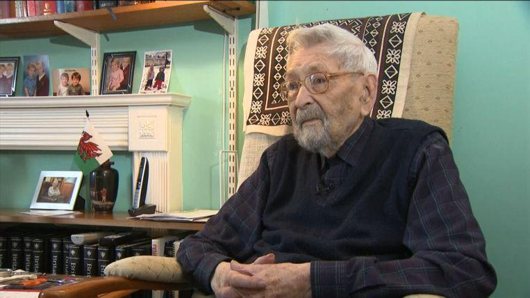 """But Spanish flu in 1918 was much worse"": Oldest man (111) worried about Covid-19"