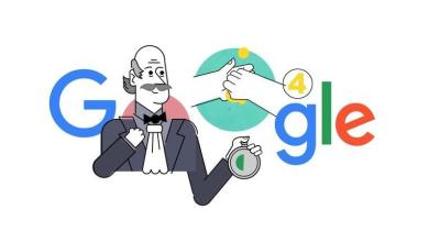 Photo of Google honors man who discovered the importance of handwashing