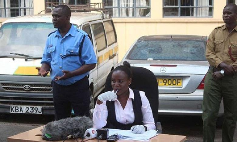 Photo of Fear of Coronavirus: Kenyan court handle cases under a tree