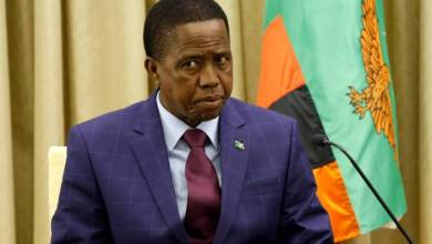 Photo of 15-year-old boy arrested for insulting Zambian president