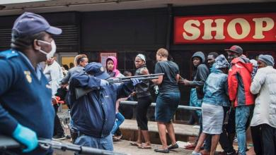 Photo of More cases of infected people: South Africa begin door-to-door test