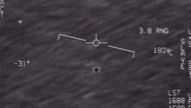 Photo of Pentagon releasing 3 leaked UFO videos itself, made by US Navy pilots