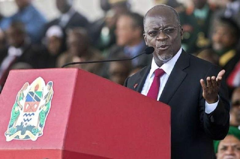 Tanzania President furious on Covid-19 test kits: goat, papaya tests positive