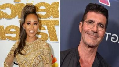 "Photo of Simon Cowell Debuts Rumors of Mel B Affair: ""Ridiculous Story"""