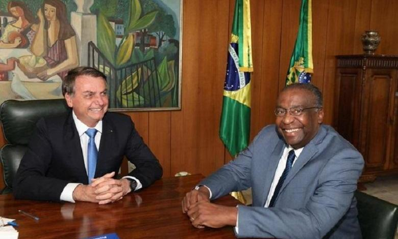 Photo of First time Brazilian president accepts black minister into government
