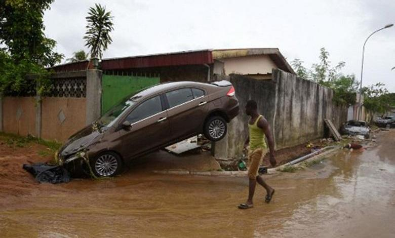 Photo of At least five dead in Abidjan floods
