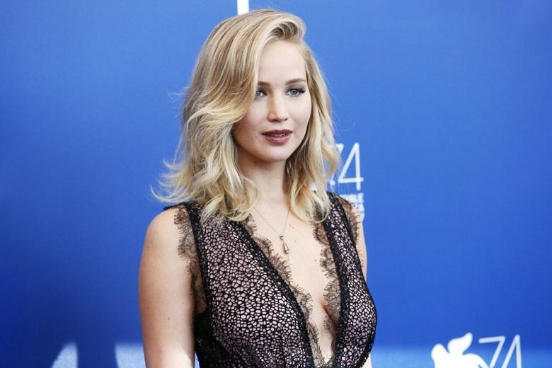 After years of absence: Jennifer Lawrence enters social media