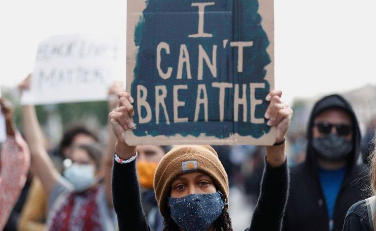 Photo of Protest against racism, police brutality is spreading worldwide