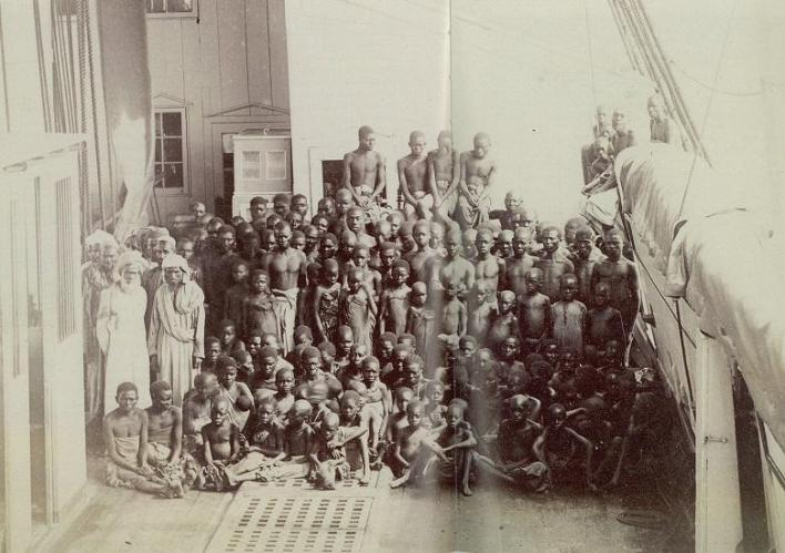 Terrible Arab-Muslim slave trade that lasted for 1300 years in Africa