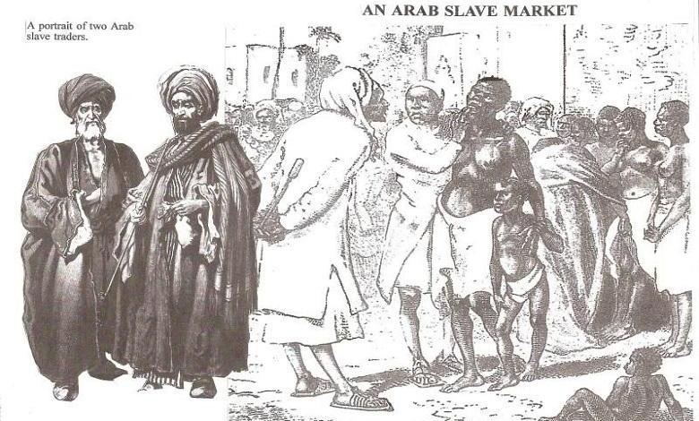 Photo of Terrible Arab-Muslim slave trade that lasted for 1300 years in Africa