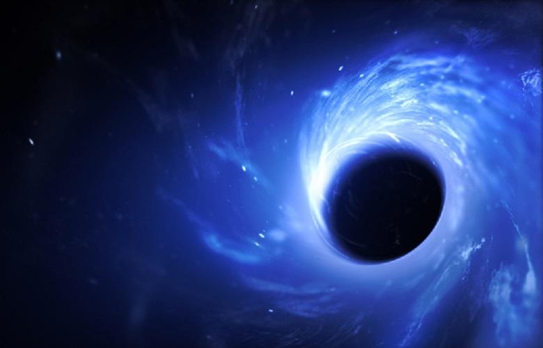 "Scientists spot a black hole that mysteriously ""flashes"""