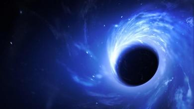 "Photo of Scientists spot a black hole that mysteriously ""flashes"""