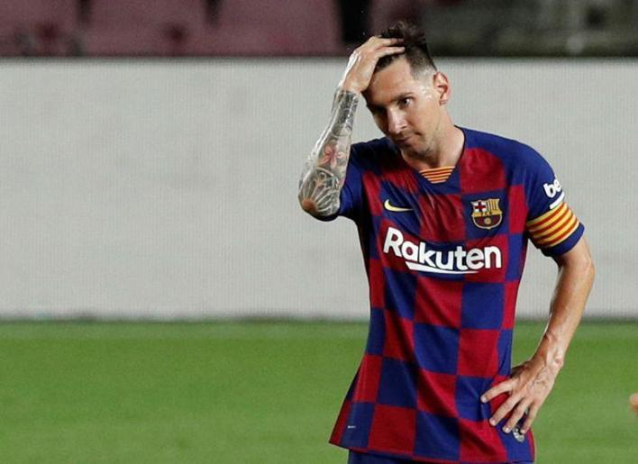 """Messi refuses to renew contract and leaves Barça next summer"""
