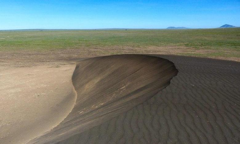 Photo of The mysterious moving mountain in Tanzania