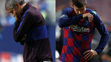 Photo of Barça suffers biggest European defeat ever: Bayern sink their ship with no title