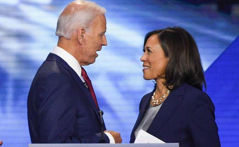 "Photo of Trump surprised by Biden's running-mate choice: ""awful"" Harris"