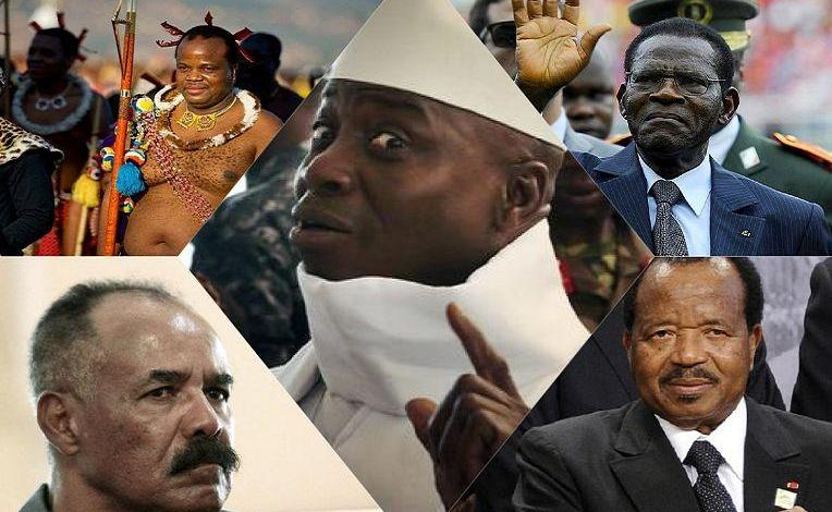 Photo of Top 5 craziest African dictators you never know