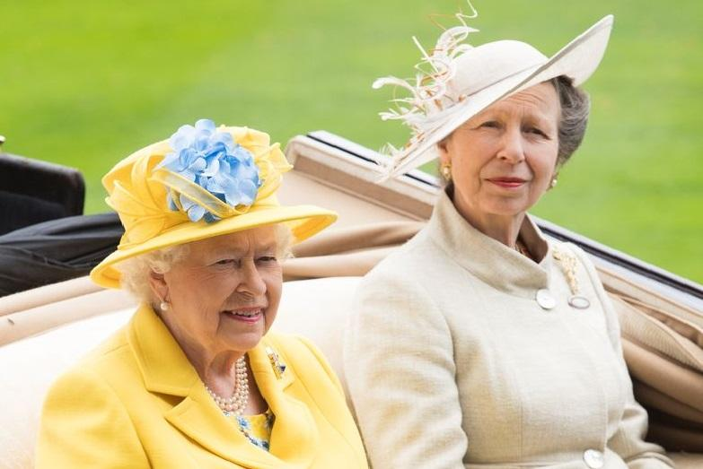 Queen Elizabeth puts daughter Princess Anne in the spotlight