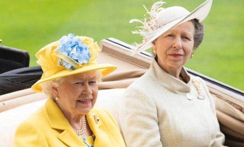 Photo of Queen Elizabeth puts daughter Princess Anne in the spotlight