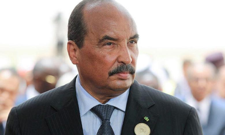Photo of Former Mauritanian President in police custody for corruption