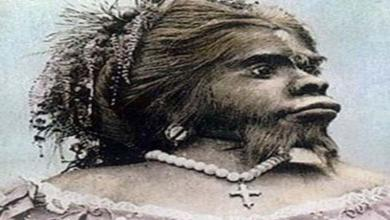 Photo of Julia Pastrana, 'ugliest woman' who had over 20 marriage proposals