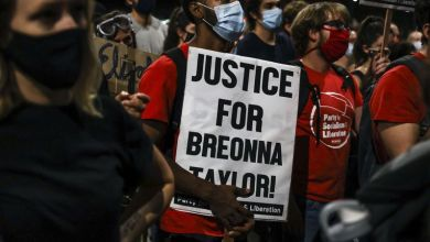 Photo of Tragic story of Breonna Taylor: how a black nurse was shot dead in her home by white policemen