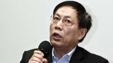 "Photo of Chinese businessman who called President Xi ""clown"" in 18 years in prison"