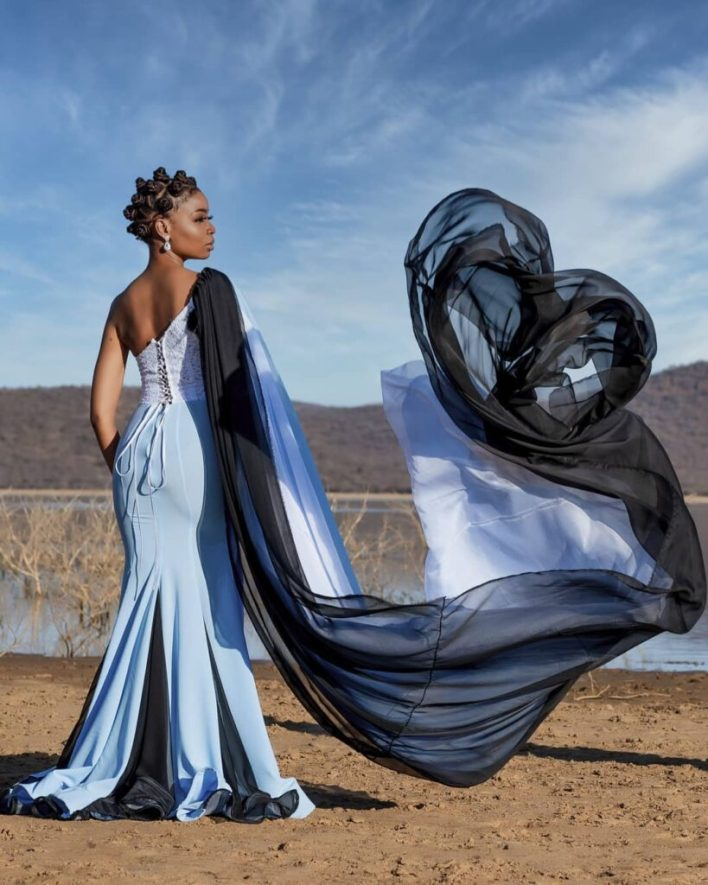 Miss Botswana, Oweditse Phirinyane steals the show