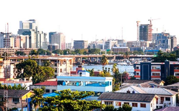 Lagos, the African megacity.