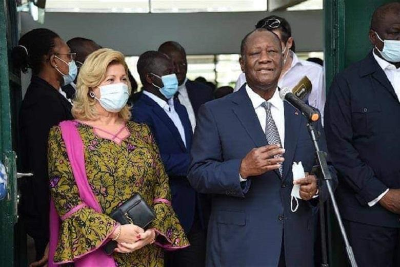 Ivory Coast: Alassane Ouattara reelected with 94.27% of the vote