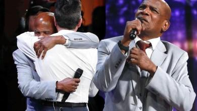 Photo of Man wrongfully sentenced for 37 years blows everyone on 'America's Got Talent'
