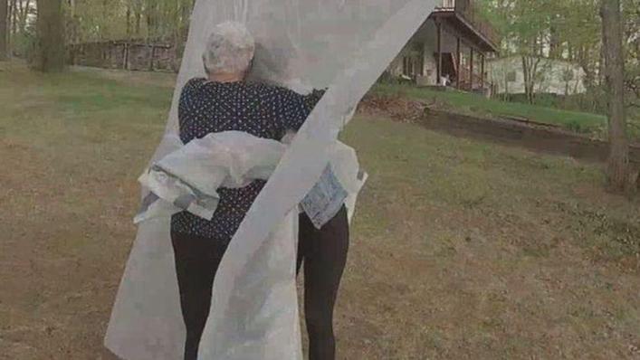 Hugging Curtain.