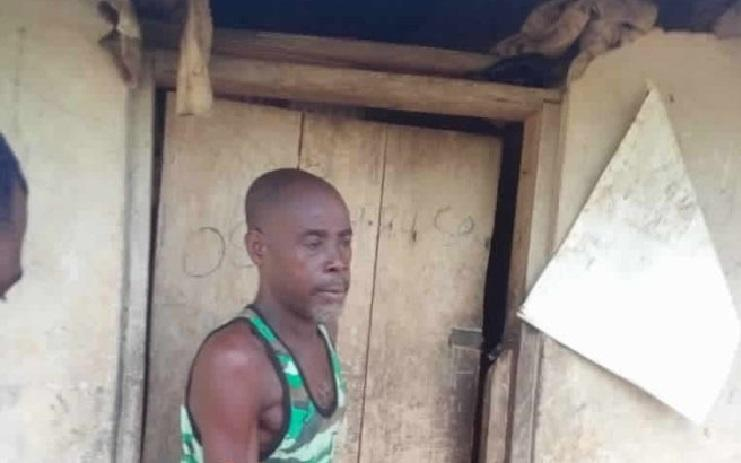 Photo of Man refuses to give wife money and killed her for cooking wrong meal
