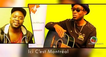 Ici C'est Montréal: DIAMANT NOIR reçoit SO MARVELOUS