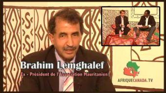 Brahim Lemghalef: invité de la semaine