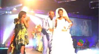 Mode: Gala Cote d'Ivoire, Designer Patrick Asso