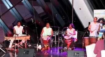 Amadou Kienou: Friday Night Live at ROM in Toronto