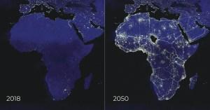 L'Afrique avec les yeux du futur