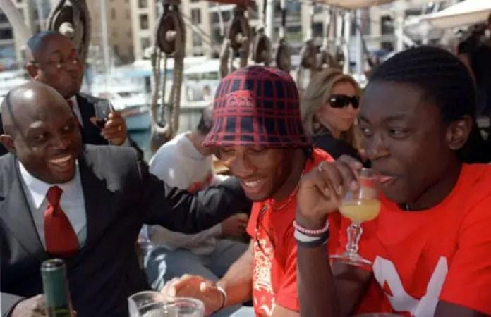 Drogba va-t-il suivre les traces de George Weah? Voici sa position!