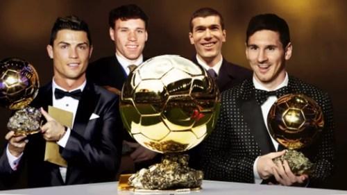 Allemagne 2é, Argentine 4é... les pays qui ont remporté le plus de Ballons d'or