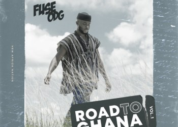 Fuse ODG Road To Ghana EP