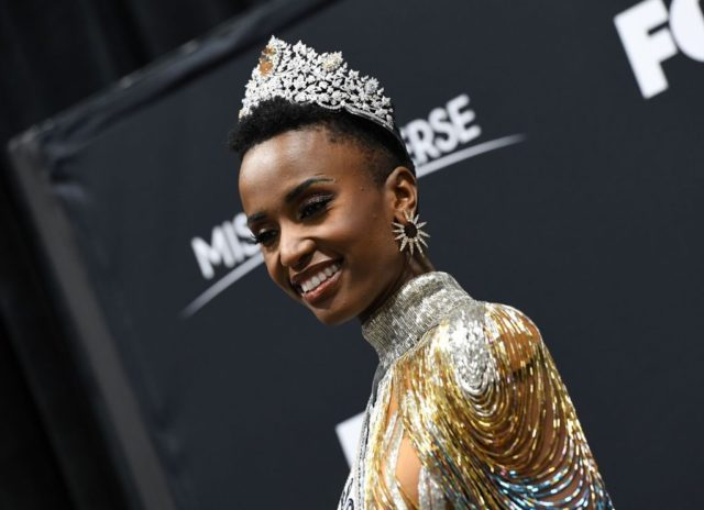 Homecoming Tour: South Africans Welcome Miss Universe 2019, Zozibini Tunzi